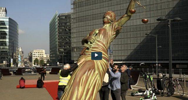 布魯塞爾表示,司法獨立是一些歐盟國家關注的問題